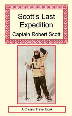 Scott's Last Expedition (Paperback)