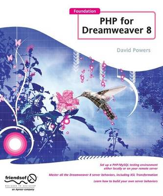 Foundation PHP for Dreamweaver 8 (Paperback)