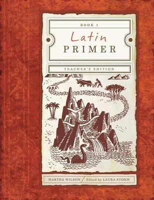 Cover Latin Primer 1: Teacher Edition - Latin Primer