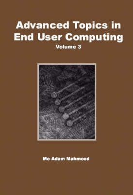 Advanced Topics in End User Computing: Vol 3 (Paperback)