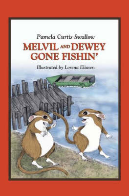 Melvil and Dewey Gone Fishin (Paperback)