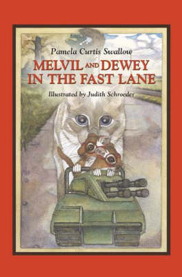 Melvil and Dewey in the Fast Lane (Paperback)
