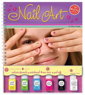 Nail Art - Klutz (Mixed media product)