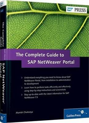 The Complete Guide to SAP NetWeaver Portal (Hardback)