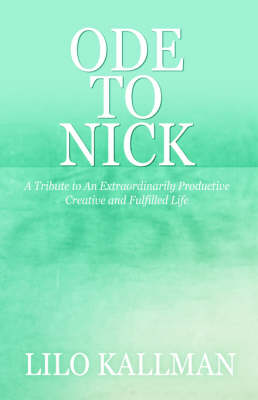 Ode to Nick (Paperback)