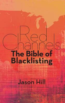 Cover Red Channels: The Bible of Blacklisting