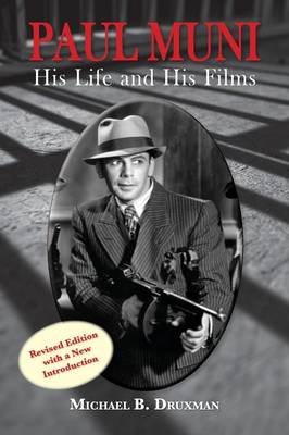 Cover Paul Muni - His Life and His Films