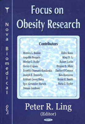 Focus on Obesity Research (Hardback)