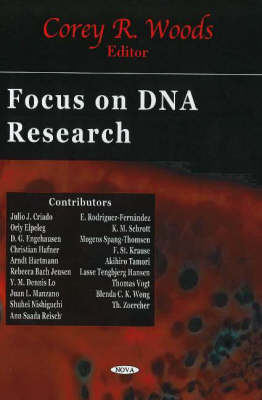 Focus on DNA Research (Hardback)
