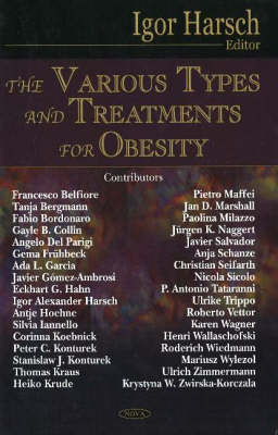 Various Types and Treatments for Obesity (Hardback)