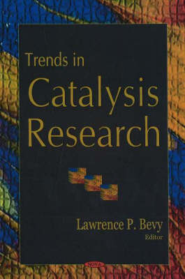 Trends in Catalysis Research (Hardback)
