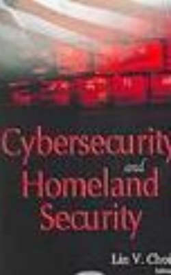 Cybersecurity and Homeland Security (Paperback)