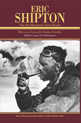 Eric Shipton the Six Mountain-travel Books (Paperback)