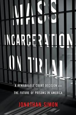 Mass Incarceration on Trial: Prisons Before the Constitution (Hardback)