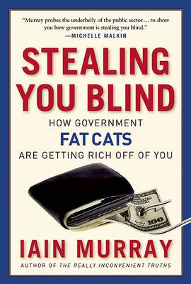 Stealing You Blind: How Government Fat Cats are Getting Rich off of You (Hardback)