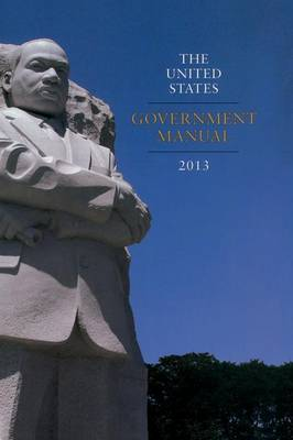 The United States Government Manual - United States Government Manual (Paperback)