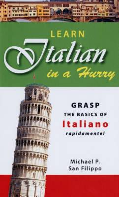 Cover Learn Italian in a Hurry