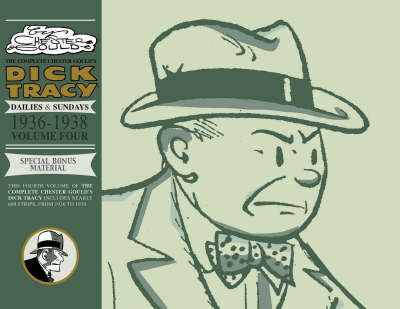 "The Complete Chester Gould's ""Dick Tracy"": v. 4 (Hardback)"