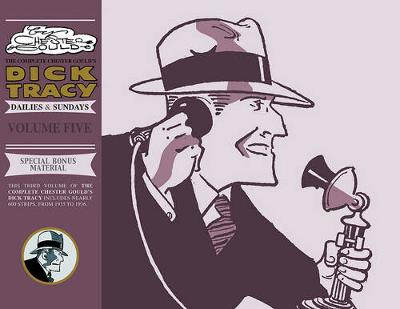 "The Complete Chester Gould's ""Dick Tracy"": v. 5 (Hardback)"