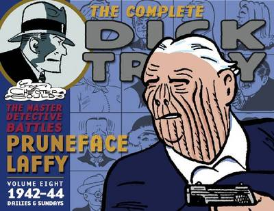 "Complete Chester Gould's ""Dick Tracy"": v. 8 (Hardback)"