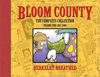 Bloom County: The Complete Library: v. 2 (Hardback)