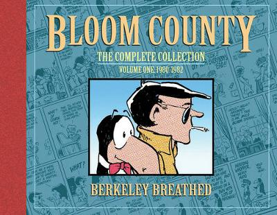 Bloom County: The Complete Library: v. 1 (Hardback)