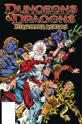 Dungeons & Dragons: Forgotten Realms Classics: v. 1 (Paperback)