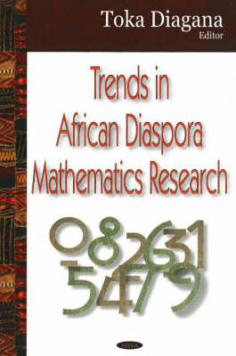 Trends in African Diaspora Mathematics Research (Hardback)