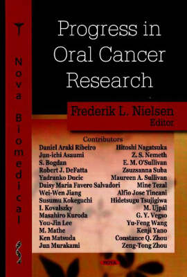Progress in Oral Cancer Research (Hardback)