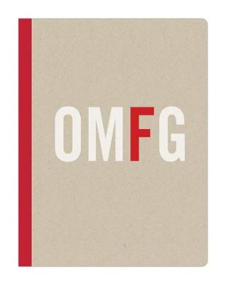 Omfg Kraft Journal - Kraft Journal (Notebook / blank book)