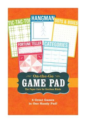 On-the-Go Game Pad - On-the-Go Game Pad (Other printed item)