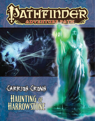Pathfinder Adventure Path: Carrion Crown: Haunting of Harrowstone Part 1 (Game)