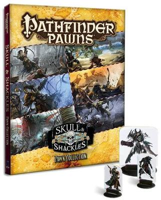 Pathfinder: Skull & Shackles Adventure Path Pawn Collection (Game)