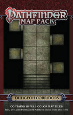 Pathfinder Map Pack: Dungeon Corridors (Game)