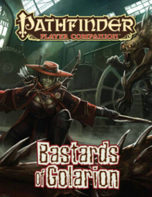 Pathfinder Player Companion: Bastards of Golarion (Paperback)