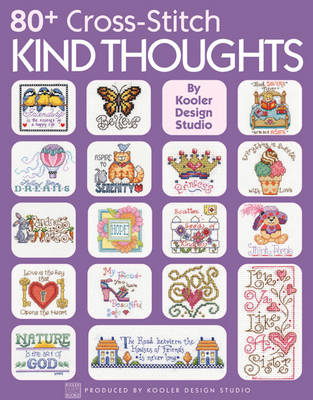 80+ Cross-stitch Kind Thoughts (Paperback)