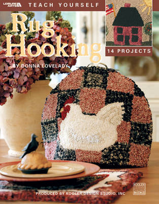 Teach Yourself Rug Hooking (Paperback)