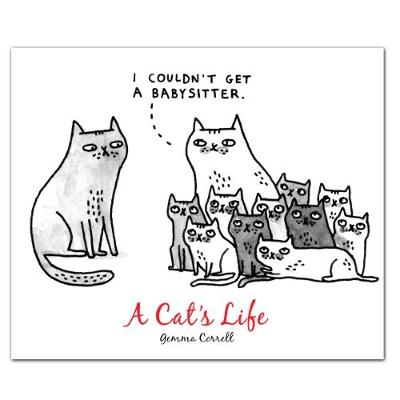 Quicknotes - A Cat's Life (Cards)