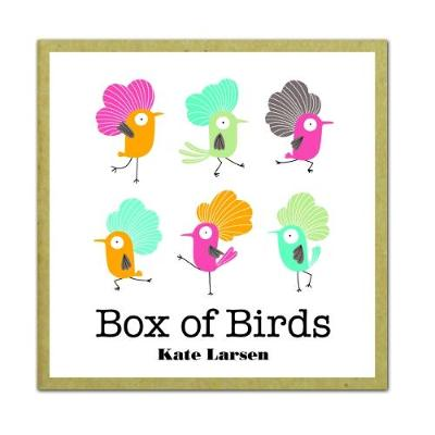 Greengift-Notes - Box of Birds (Cards)