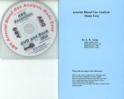 ABG - Arterial Blood Gas Analysis (Mixed media product)