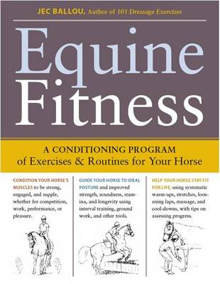 Equine Fitness: A Conditioning Program of Exercises and Routines for Your Horse (Paperback)