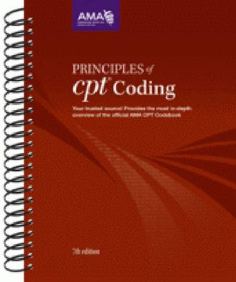Principles of CPT Coding (Spiral bound)