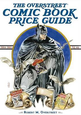 The Overstreet Comic Book Price Guide: Volume 44 (Paperback)