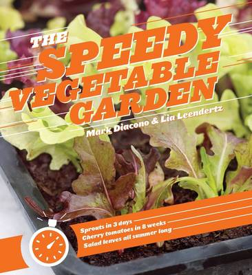 The Speedy Vegetable Garden (Paperback)