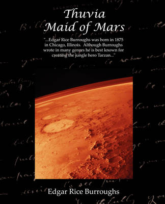 Thuvia, Maid of Mars (Paperback)