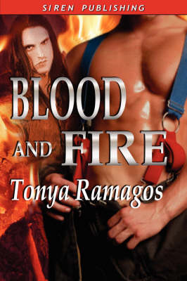 Blood and Fire [Caught Off Guard: Convince Me] (Paperback)