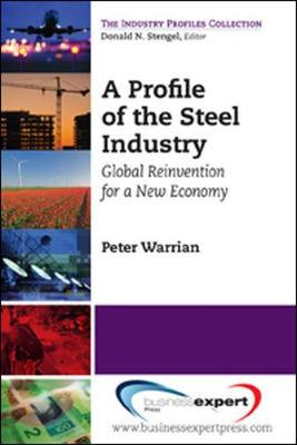 A Profile of the Steel Industry: Global Reinvention for a New Economy (Paperback)