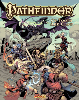 Pathfinder: Of Tooth and Claw Volume 2 (Hardback)