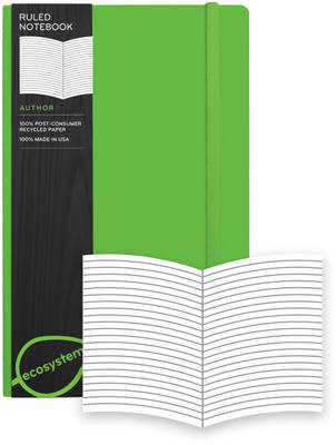 Hard Ruled Kiwi Medium - Ecosystem (Hardback)
