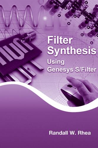 Filter Synthesis Using Genesys S/Filter (Hardback)